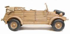 Dragon 1/6 Kubelwagen Type 82 Plastic Model Kit