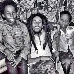 Ziggy, Stephen and Bob