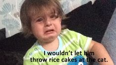 Seventeen Insane Reasons Why These Kids Are Crying - UrbanMoms Stupid Funny Memes, Haha Funny, Funny Stuff, Hilarious, Lol, Funny Pictures For Kids, Funny Kids, Cute Kids, Reasons Kids Cry