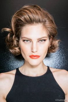 Top 10 Hair Trends for Winter 2015-2016: Warm Hair Color.
