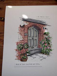 @notonthehighstreet.com @Rhonda {home.made.} House
