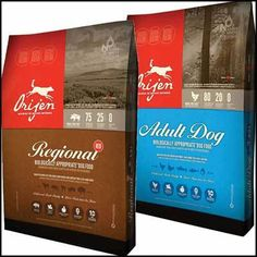 10 Best Selling Orijen Adult and Puppy Dog Foods You Must Try | HypoallergenicDogFoodcenter.com