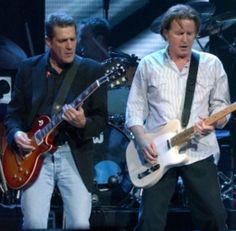 Glenn Frey & Don Henley Fun To Be One, How To Look Better, Glen Frey, Rip Glenn, Bernie Leadon, Randy Meisner, Eagles Band, American Music Awards, Rock Legends