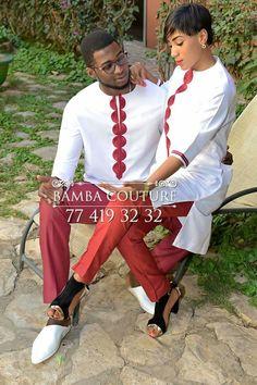 Top 17 Yoruba Demon Wears For First Class African Couples - WearitAfrica Couples African Outfits, African Dresses Men, African Clothing For Men, Latest African Fashion Dresses, Couple Outfits, African Print Fashion, African Attire, Ankara Fashion, African Shirt Dress