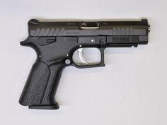 Grand Power Q100 - самозарядный пистолет с вращающимся стволом - Grand Power - all4shooters.com