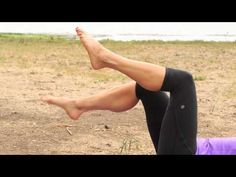 Belly Flattening Exercises After a C-Section : Pilates & Core Exercises - YouTube