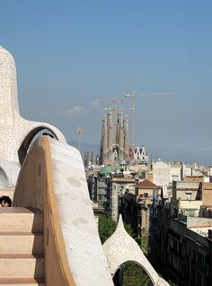 Gaudi and Barcelona | Flickr - Photo Sharing!