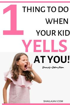 Facing tantrums and a kid unexpectedly yelling at you? This simple tip will help with a more peaceful mood at home for both parents and kids. Unique Gifts For Boys, Gifts For Girls, Peaceful Parenting, Gentle Parenting, Parenting Books, Parenting Advice, Positive Parenting Solutions, Age Appropriate Chores, Unicorn Gifts