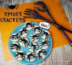 Halloween Spider Cra