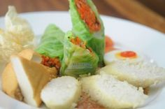 Gado-gado at Blue Heaven Bali #BlueHeavenBali #Wedding #BaliWedding #BlueHeavenBaliNews