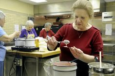 Nazareth Moravian Church continues tradition of making Moravian mints for Easter