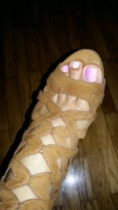 Ombre nails! I.K