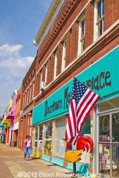 Downtown Market Place Yazoo City, Ms