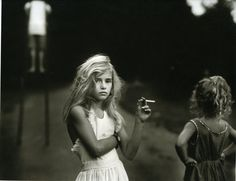 'candy cigarette' by sally mann. this is both emotional and beautiful.