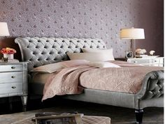Diy Upholstered Headboard Tufted Upholstered Headboards And Wall ...