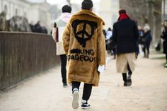 Paris Men's Fashion Week Fall 2015  - Paris Men's Fashion Week Fall 2015 Street Style Day 3-Wmag