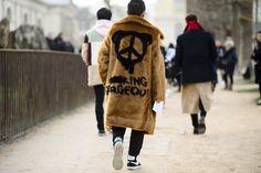 Paris Men's Fashion Week Fall 2015 - Paris Men's Fashion Week Fall 2015 Street Style Day 3