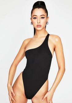 Free, fast shipping on Hilda One Piece Swimsuit at Dolls Kill, an online boutique for women's swimwear and swimsuits. Shop OH SHIT bikini sets and one piece swimsuits here. One Piece Swimsuit White, Plunging One Piece Swimsuit, Black Swimsuit, Bikini Set, Bikini Tops, Metallic Swimsuit, Strapless Swimsuit, Beachwear Fashion, Cut Out Swimsuits