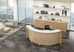 "Résultat de recherche d'images pour ""comptoir d'accueil"" Reception, Bathtub, Bathroom, Images, Counter Top, Search, Standing Bath, Washroom, Bathtubs"