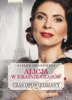 Druga część bestsellerowej powieści o niezwykłych dziejach Alicji, polecamy!