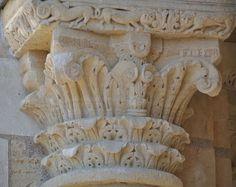 8. 2 Saint Benoît-sur-Loire, chapiteau de Umbertus