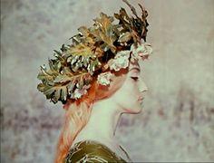 Sayat Nova (The Color of Pomegranates), Sergei Parajanov (1968)