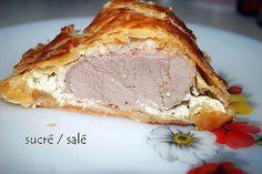 recette Filet mignon au boursin en feuilleté