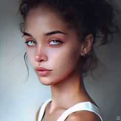 ArtStation - portrait, Julia Razumova