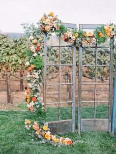 Ceremony garland | Wedding & Party Ideas | 100 Layer Cake