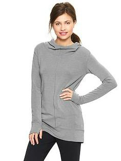 GapFit tunic hoodie...this is the most comfortable hoodie ever!