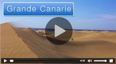 Vidéo d'information touristique sur Grande Canarie : informations de voyage, histoire, carte et lieux d'intérêt pour vos vacances à Grande Canarie.