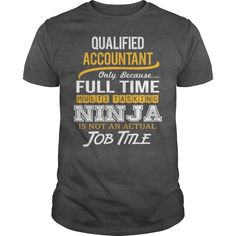 Awesome Tee For Qualified Accountant T-Shirts, Hoodies. Get It Now ==►…
