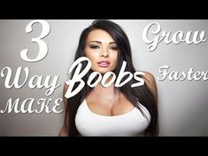 Product Comparison - The Best Natural Breast Enhancement Pills and Cream How To Get Bigger Breats, How To Get Curves, Female Hormones, Mtf Hormones, Enhancement Pills, Bigger Breast, Perfect Body, Beauty Hacks, Beauty Tips
