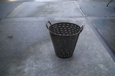 vintage olive buckets