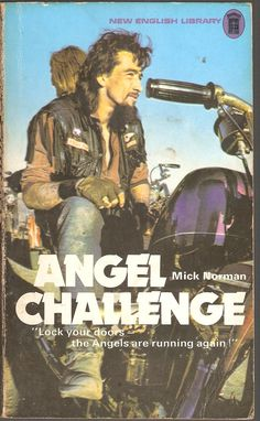 Angel Challenge by Mick Norman.