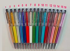 Like and Share if you want this  2 in 1 Crystal pen Metal Ballpoint Pen Stylus touch sceen pen For Office school Canetas Kawai Stationery crystal pendant gift     Tag a friend who would love this!     FREE Shipping Worldwide | Brunei's largest e-commerce site.    Buy one here---> https://mybruneistore.com/2-in-1-crystal-pen-metal-ballpoint-pen-stylus-touch-sceen-pen-for-office-school-canetas-kawai-stationery-crystal-pendant-gift/