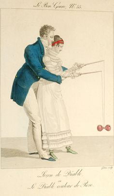 BOOKTRYST: Le Bon Genre: Good Taste is Timeless in Post-Revolutionary France