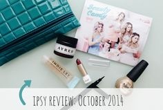 ipsy Glam Bag Review: October 2014