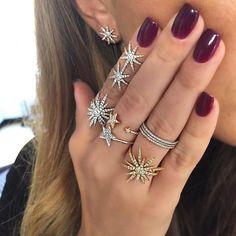 Bring warmth into your life this season with @djulajewelry rings and shine brighter than the sun and stars!!!  #purplebyanki #diamonds #luxury #loveit #jewelry #jewelrygram #jewelrydesigner #love #jewelrydesign #finejewelry #luxurylifestyle #diamond #instagood #follow #instadaily #lovely #me #beautiful #loveofmylife #sun #dubaifashion #dubailife #mydubai #ring #djula #star