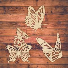 Butterfly template for laser cutting. Butterfly Template, Butterfly Pattern, Vector Online, Vector File, Scroll Saw Patterns, Happy Fun, Beautiful Butterflies, Kids Decor, Birthday Presents