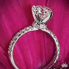 #Whiteflash #Verragio Custom platinum gorgeous!!