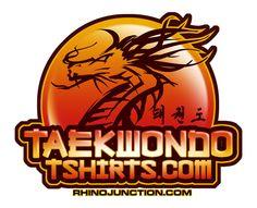 TAEKWONDO T-SHIRTS • MARTIAL ARTS TEES •COOL DESIGNS •FREE SHIPPING – Rhino Junction T-Shirts