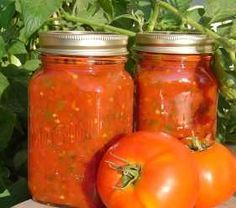 Leslie's Salsa Receipe- Can't wait to try this!