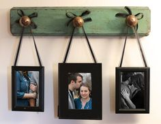 Picture Frame set | Collage | GrindstoneDesign on Etsy
