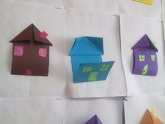 14 Best House Craft Idea For Kids Images Day Care Preschool