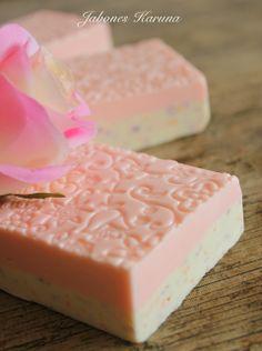Jabón de Rosa Mosqueta. Rosehip soap