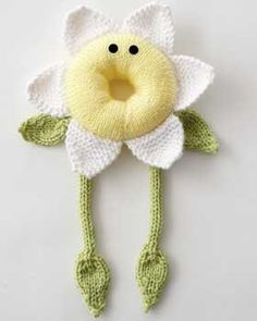 Beautiful baby comforter in cute as a daisy design! Required DK/8 ply/Lt worsted yarn.    Download PDF - No resale rights