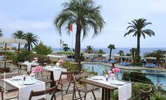 Royal Hotel | Sanremo | Pool-Restaurant | luxuszeit.com