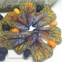 US $111.50 New without tags in Jewelry & Watches, Loose Beads, Lampwork
