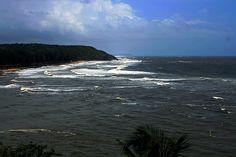 The Agauda Beach, Goa, India